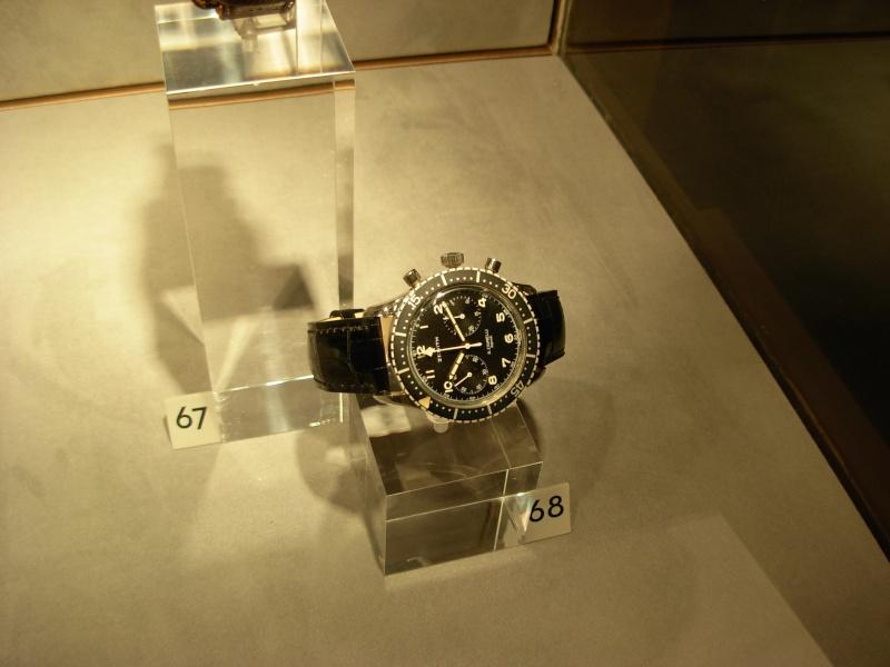 vacheron - COMPTE RENDU salon belles montres 2009 - Page 12 Dscn1131