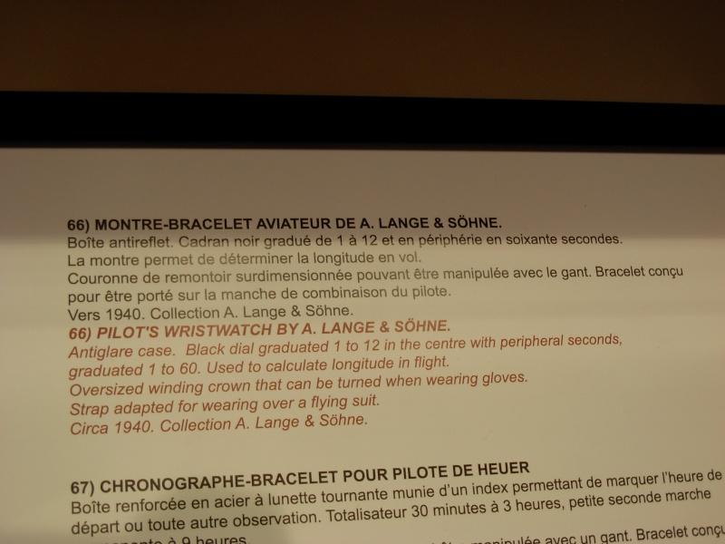 vacheron - COMPTE RENDU salon belles montres 2009 - Page 12 Dscn1138