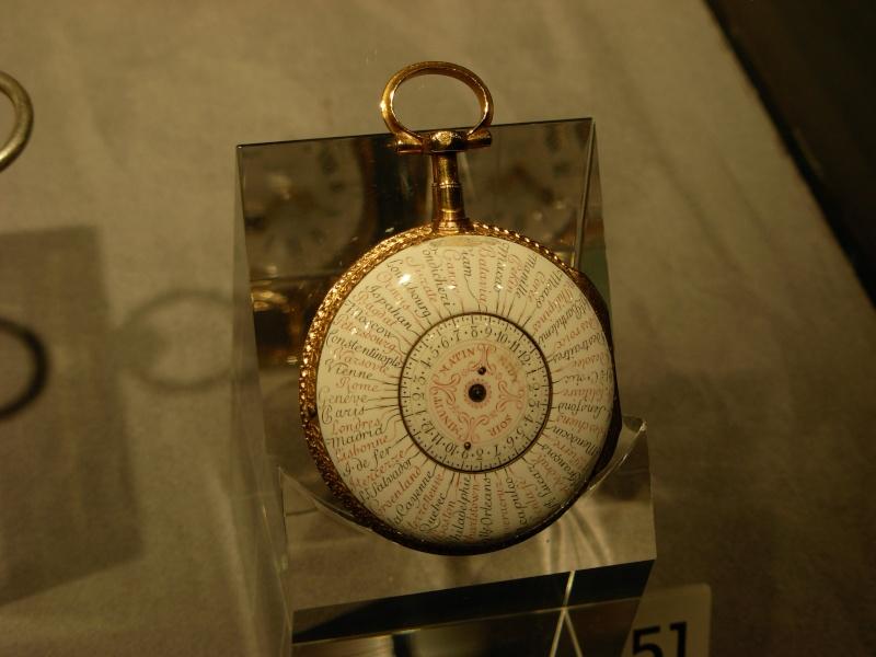vacheron - COMPTE RENDU salon belles montres 2009 - Page 12 Dscn1140