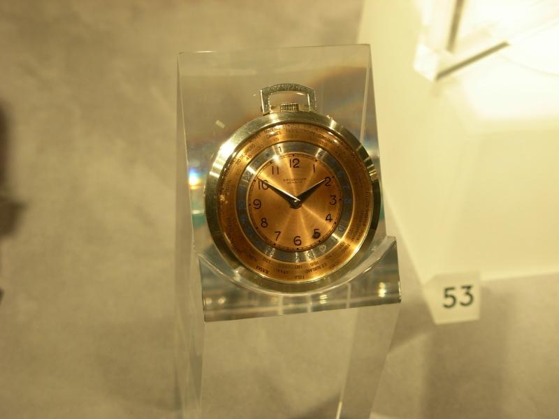 vacheron - COMPTE RENDU salon belles montres 2009 - Page 12 Dscn1146