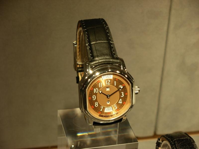 vacheron - COMPTE RENDU salon belles montres 2009 - Page 12 Dscn1149