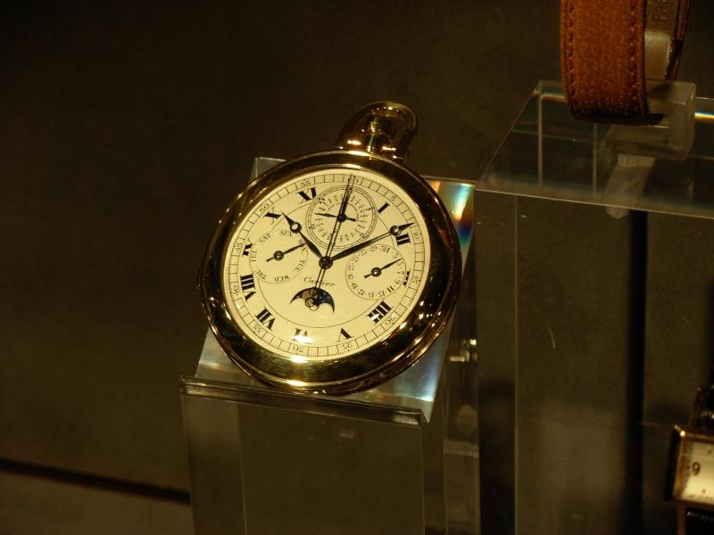 vacheron - COMPTE RENDU salon belles montres 2009 - Page 12 Dscn1155