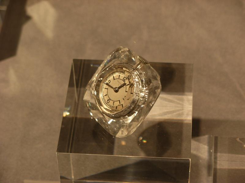vacheron - COMPTE RENDU salon belles montres 2009 - Page 12 Dscn1156