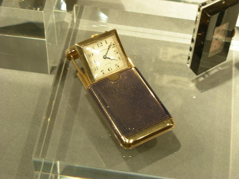 vacheron - COMPTE RENDU salon belles montres 2009 - Page 12 Dscn1157