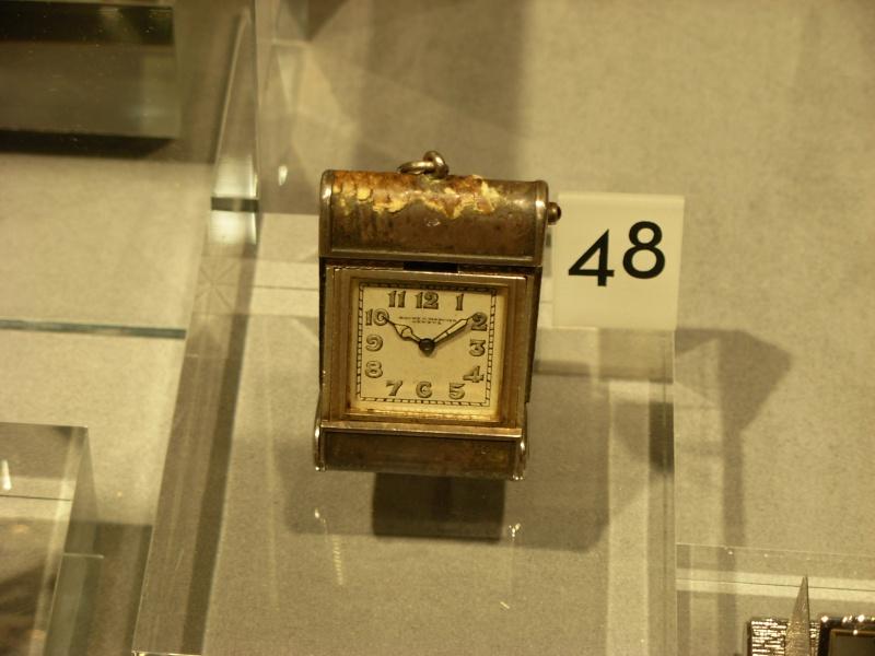 vacheron - COMPTE RENDU salon belles montres 2009 - Page 12 Dscn1159