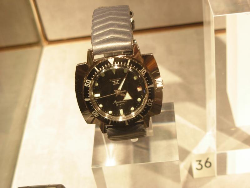 vacheron - COMPTE RENDU salon belles montres 2009 - Page 12 Dscn1161