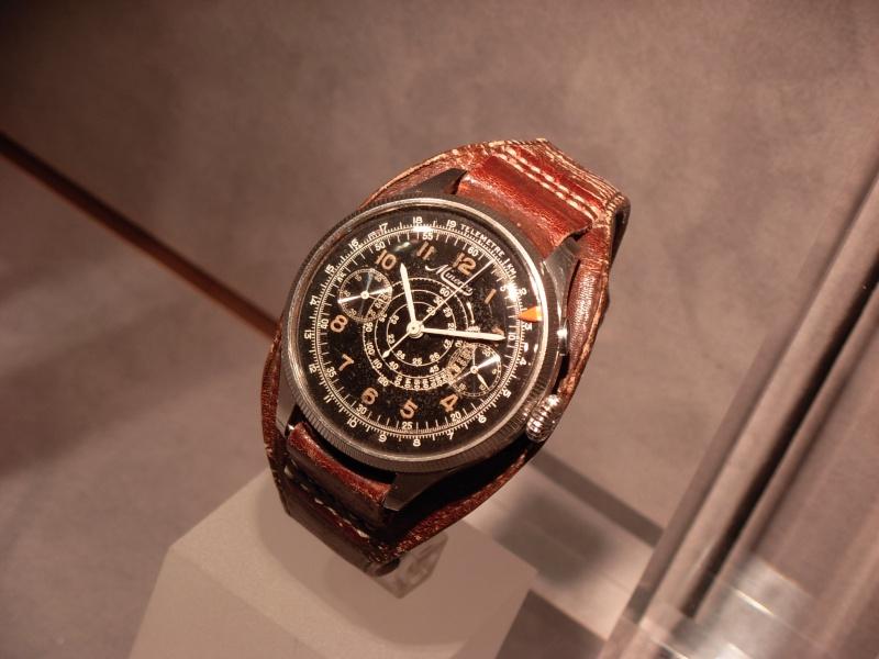 vacheron - COMPTE RENDU salon belles montres 2009 - Page 12 Dscn1238
