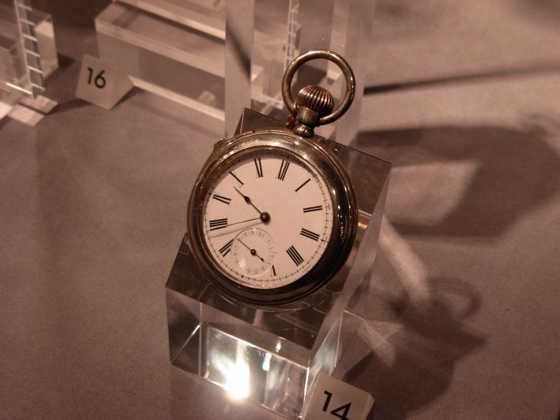 vacheron - COMPTE RENDU salon belles montres 2009 - Page 12 Dscn1241