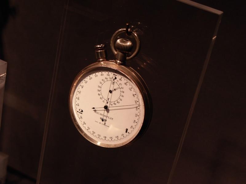 vacheron - COMPTE RENDU salon belles montres 2009 - Page 12 Dscn1242