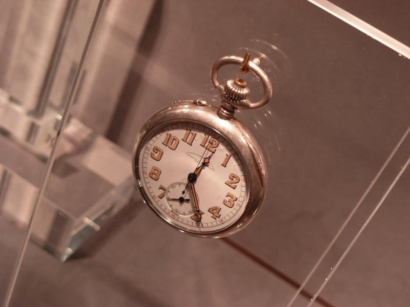 vacheron - COMPTE RENDU salon belles montres 2009 - Page 12 Dscn1243