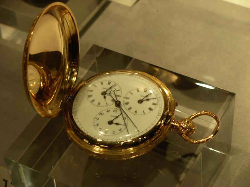 vacheron - COMPTE RENDU salon belles montres 2009 - Page 12 Dscn1246