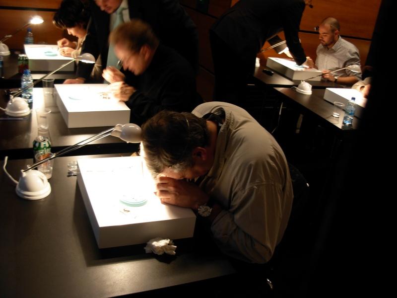 vacheron - COMPTE RENDU salon belles montres 2009 - Page 13 Dscn1257