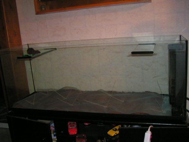 moustiquaire - Moustiquaire entre substrat/gravier Photo_10