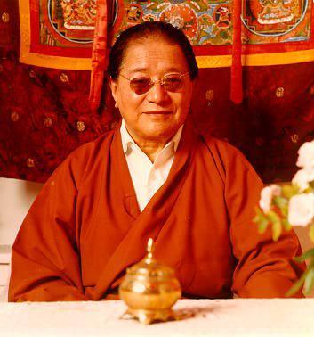 Cérémonies pour Kyabje DUDJOM Rinpoché Dudjom10