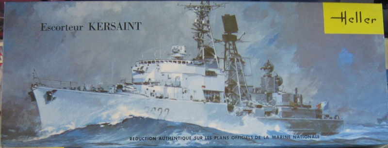 Escorteur d escadre T 47 KERSAINT 1/400ème Réf L 542 3_kers10