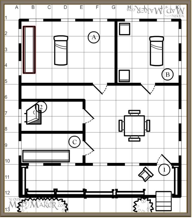 Arsène Larcin Maison10