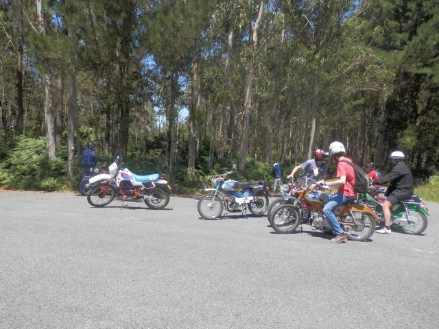 II Volta a galicia en ciclomotor. P6200813