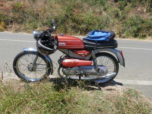 II Volta a galicia en ciclomotor. P6200814