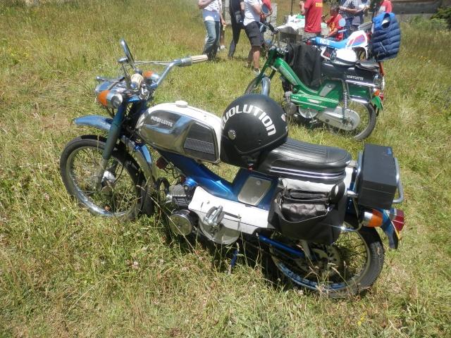 II Volta a galicia en ciclomotor. P6200818