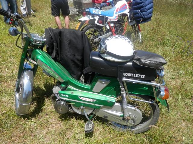 II Volta a galicia en ciclomotor. P6200819