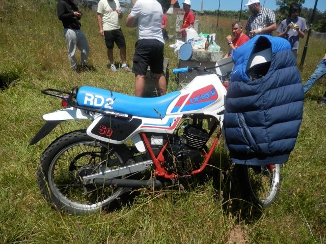 II Volta a galicia en ciclomotor. P6200821