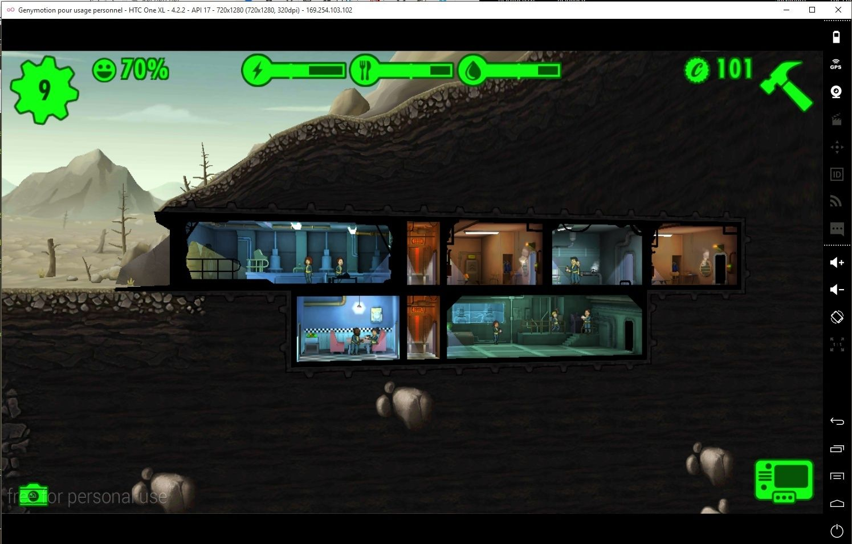 Fallout Shelter sur PC Sans_t10