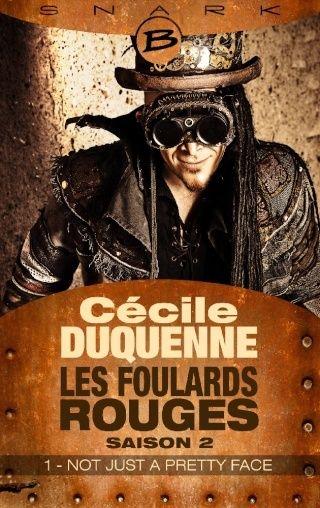 LES FOULARDS ROUGES (Saison 2 # Episode 1) NOT JUST A PRETTY FACE de Cécile Duquenne Foular10