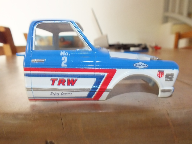 MPC 1972 Cheyenne Tow truck Dscf0035