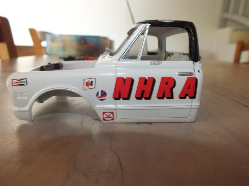 MPC 1970 Pickup Truck NHRA Dscf0042