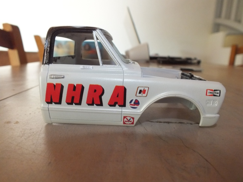 MPC 1970 Pickup Truck NHRA Dscf0043