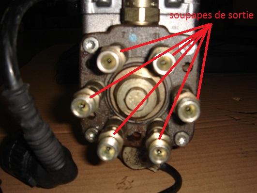 [ BMW e39 525 td an 1999 ] couple de serrage des soupapes de sortie de pompe Soupap11