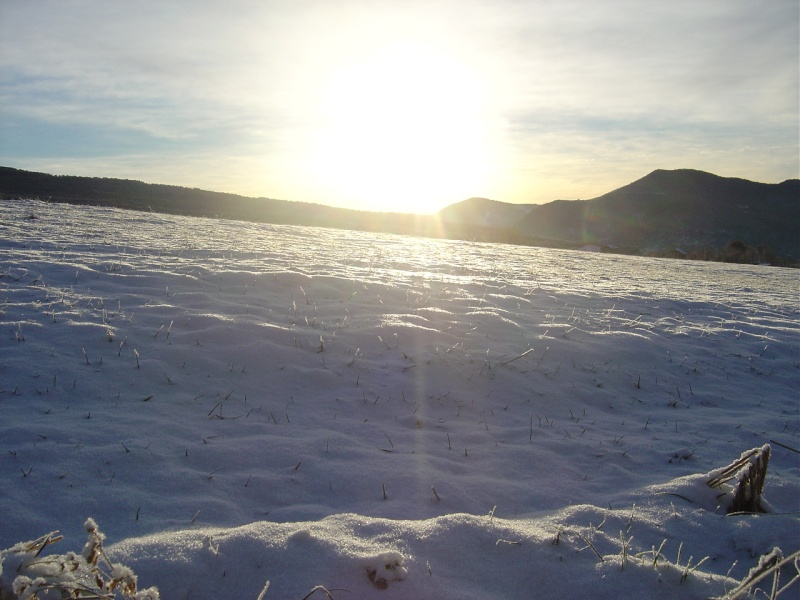 lever de soleil Vauclu10