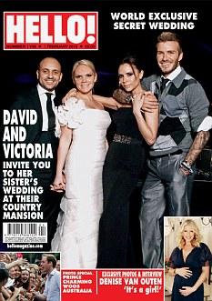 Hello! Exclusive - D&V en la boda de Louis Adams Helloe10