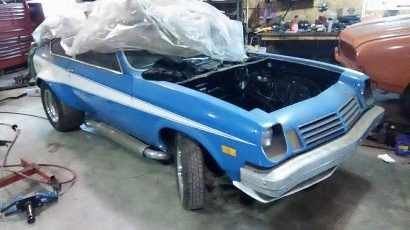 Vega!  Dodge or Ford? & personal battles 11229910