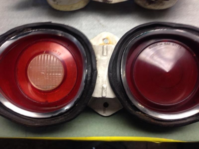 73 Laguna tail lights 11737910