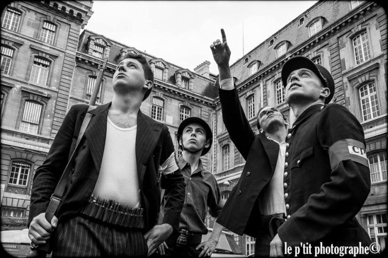 """RMC Découverte : """"Champs de Bataille : La libération de Paris"""" 11133710"""