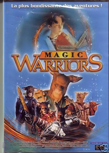 MAGIC WARRIORS - WARRIORS OF VIRTUE (Play'em toys) 1997 0010