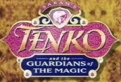TENKO AND THE GUARDIANS OF THE MAGIC (Mattel) 1995 0011