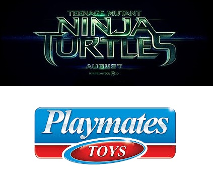 TEENAGE MUTANT NINJA TURTLES MOVIE (Playmates) 2014 0012
