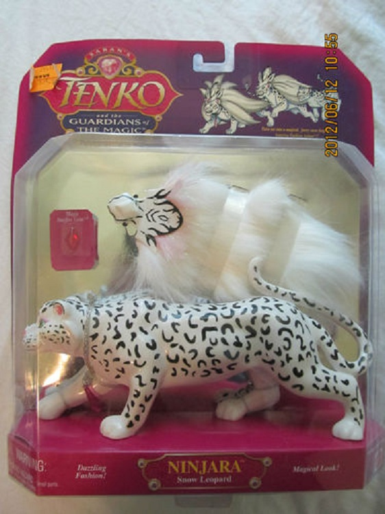 TENKO AND THE GUARDIANS OF THE MAGIC (Mattel) 1995 0911