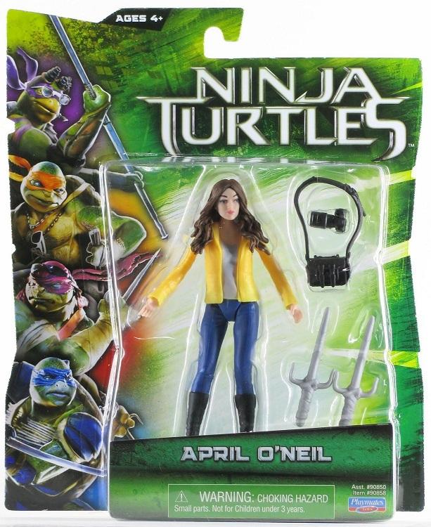 TEENAGE MUTANT NINJA TURTLES MOVIE (Playmates) 2014 1111