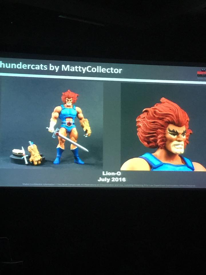 Cosmocats / Thundercats (Mattel) nouvelle gamme 2016 11705111