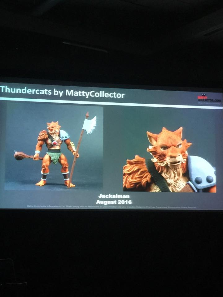 Cosmocats / Thundercats (Mattel) nouvelle gamme 2016 11705112