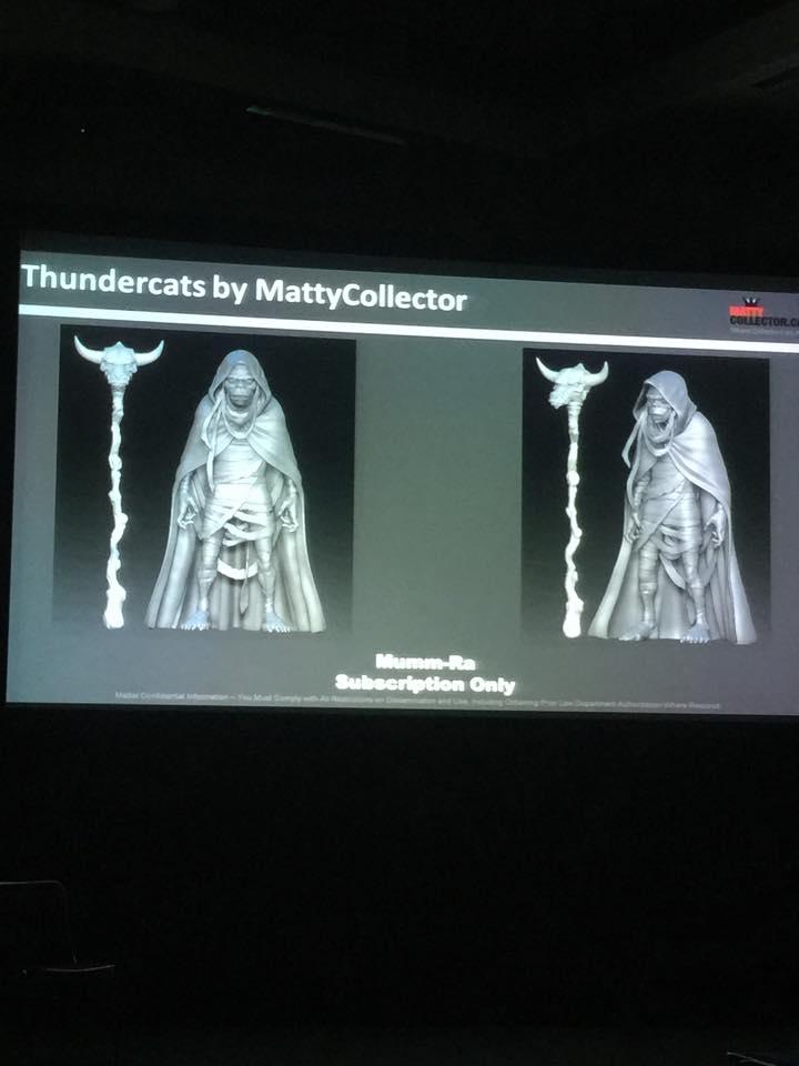Cosmocats / Thundercats (Mattel) nouvelle gamme 2016 16109510
