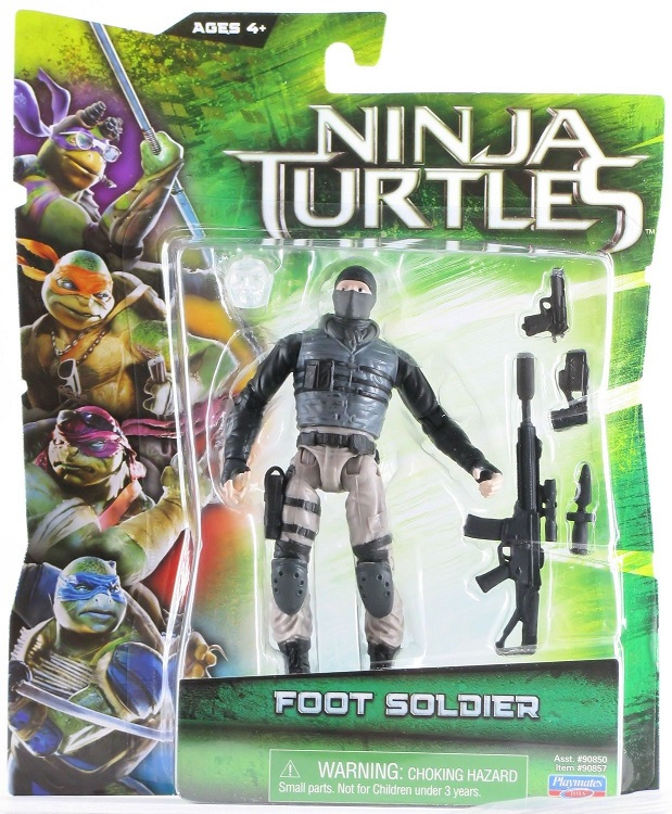 TEENAGE MUTANT NINJA TURTLES MOVIE (Playmates) 2014 1710