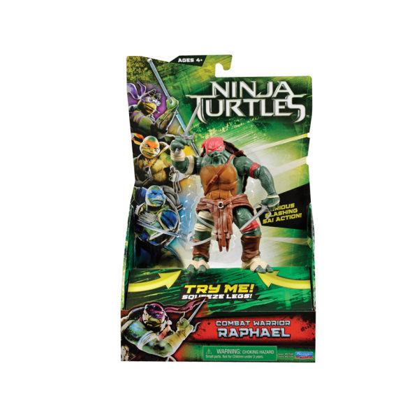 TEENAGE MUTANT NINJA TURTLES MOVIE (Playmates) 2014 2210