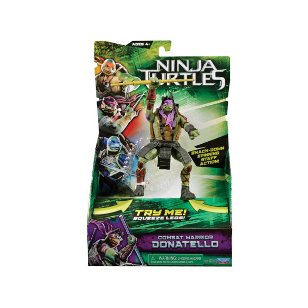 TEENAGE MUTANT NINJA TURTLES MOVIE (Playmates) 2014 2410
