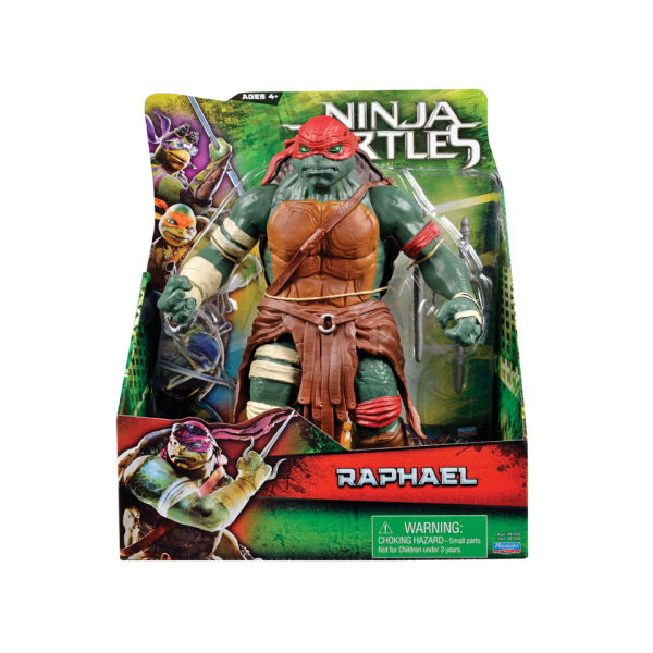 TEENAGE MUTANT NINJA TURTLES MOVIE (Playmates) 2014 3010