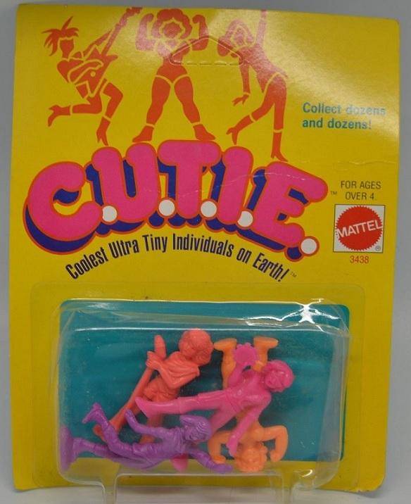 C.U.T.I.E (Mattel) 1986 Cu_1110