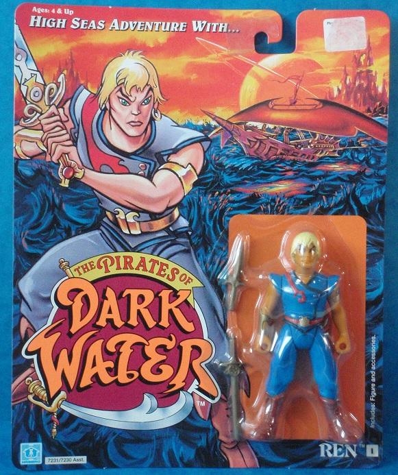 PIRATES OF THE DARK WATER  (Hasbro)  1991 Dw0110